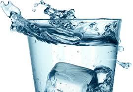 eau et cheveux