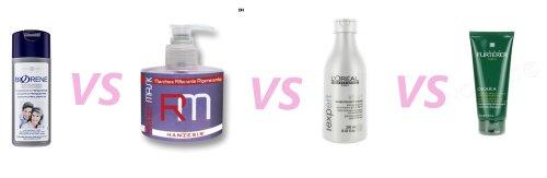 vs shampoing violet