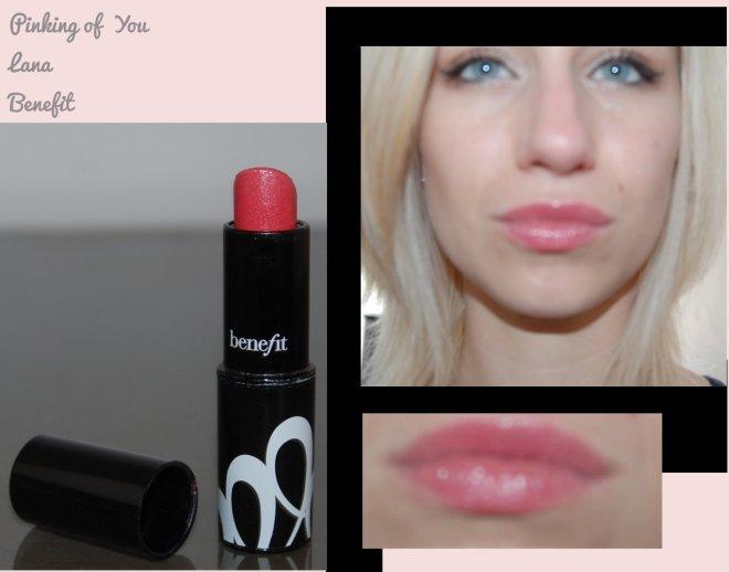 Pinking of you Lana Benefit