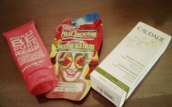 masques purifiants