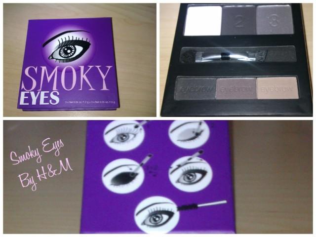 Smocky Eyes H&M