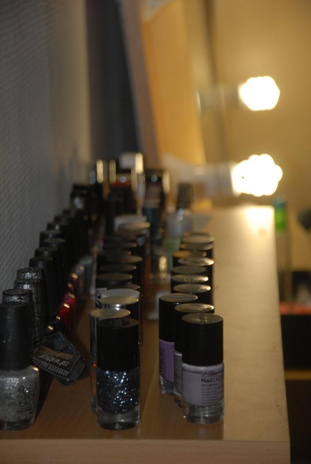 lumière pour coiffeuse