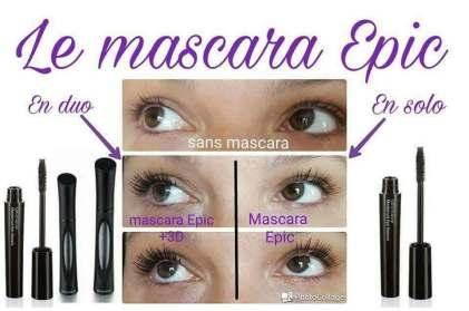 younique mascara cils longs magique