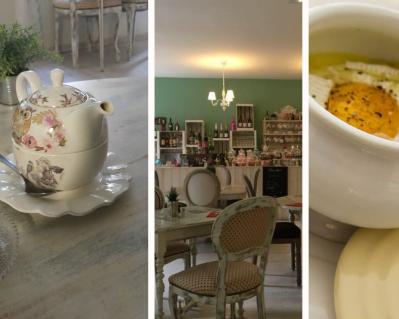 le cosy salon de thé Limoux